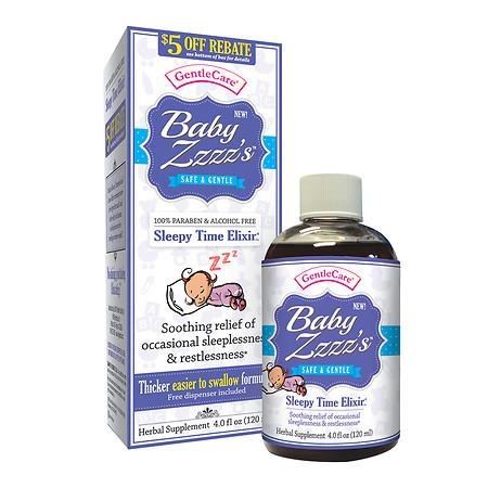 Gentle Care Baby Zzzz's - 4 fl oz