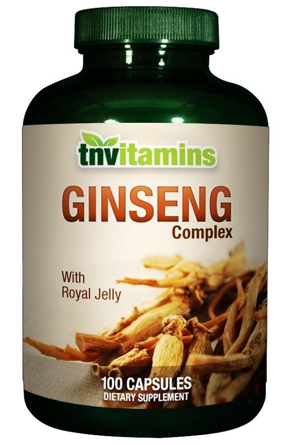 Ginseng Complex