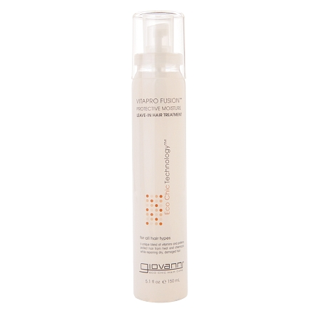 Giovanni Organic Hair Care Vitapro Fusion Protective Moisture Leave-in Hair Treatment - 5.1 oz.