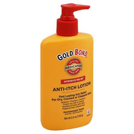 Gold Bond Anti-Itch Lotion - 5.5 oz.