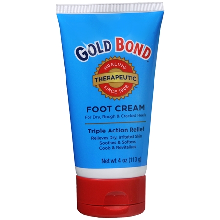 Gold Bond Therapeutic Foot Cream - 4 fl oz