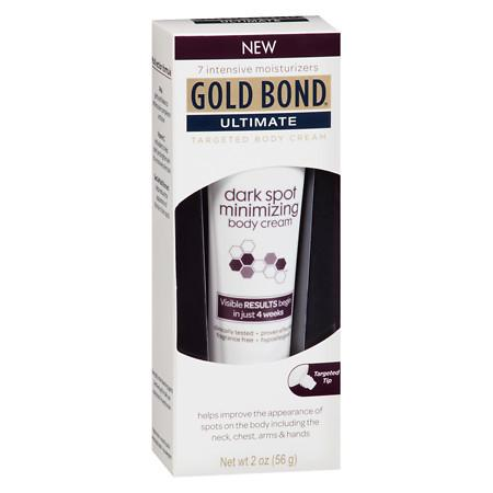 Gold Bond Ultimate Dark Spot Minimizing Body Cream - 2 oz.