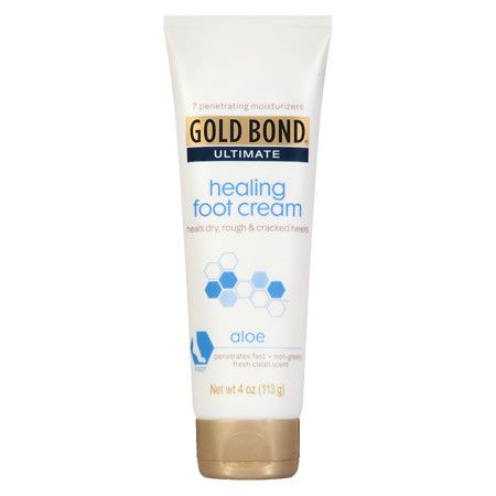 Gold Bond Ultimate Healing Foot Therapy Cream - 4 oz.