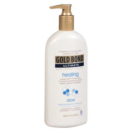 Gold Bond Ultimate Healing Skin Therapy Lotion Aloe - 14 oz.
