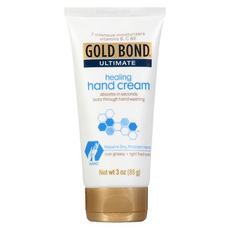 Gold Bond Ultimate Intensive Healing Hand Cream - 3 oz.