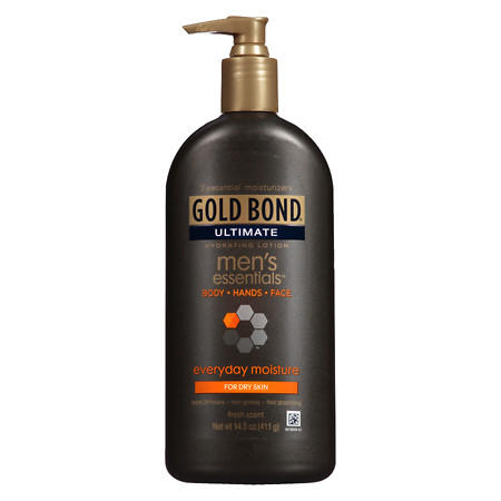Gold Bond Ultimate Men's Essentials Everyday Hydrating Lotion - 14.5 oz.