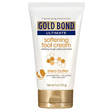 Gold Bond Ultimate Softening Foot Cream - 4 oz.