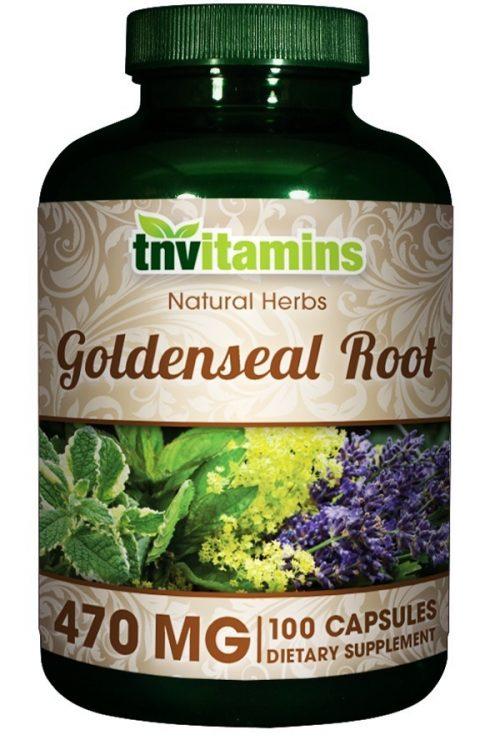 Goldenseal Root 470 Mg
