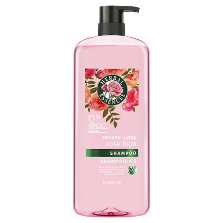 Herbal Essences Smooth Collection Shampoo with Pump - 33.8 oz.