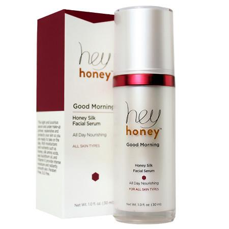 Hey Honey Good Morning Honey Silk Facial Serum - 1 oz.