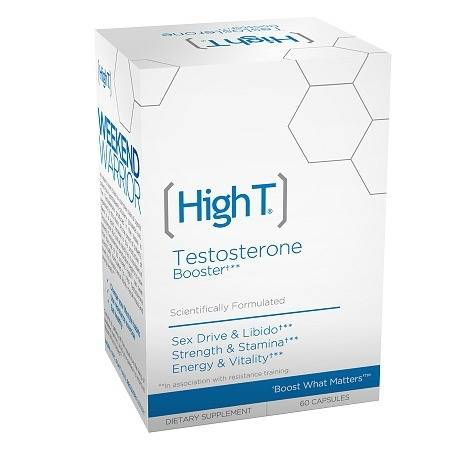 HighT Testosterone Booster, Capsules - 60 ea