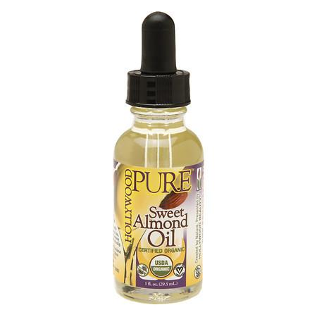 Hollywood Beauty 100% Pure Sweet Almond Oil - 1 oz.