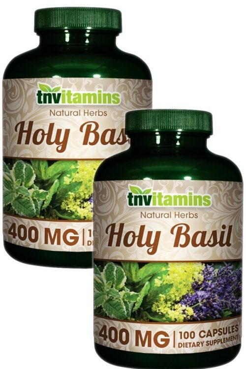 Holy Basil 400 Mg