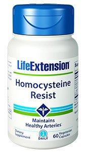 Homocysteine Resist, 60 vegetarian capsules