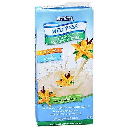 Hormel Med Pass Fortified Nutritional Shake - 32 oz.