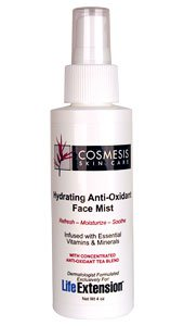 Hydrating Anti-Oxidant Face Mist, 4 oz (118 ml)