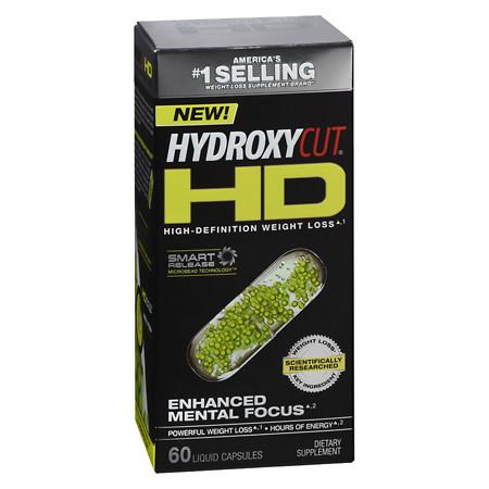 Hydroxycut HD Weight Loss - 60 ea