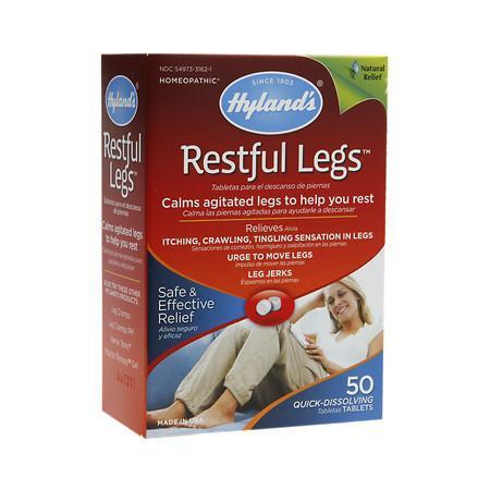 Hyland's Restful Leg Quick-Dissolving Tablets - 50 ea