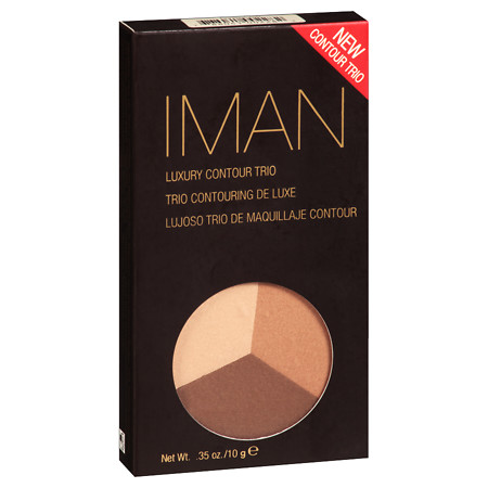 IMAN Luxury Contour Trio - 0.35 oz.