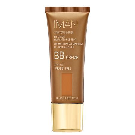 IMAN Skin Tone Evener BB Cream SPF 15 - 1 oz.