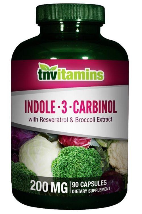 Indole-3-Carbinol 200 mg (IC3)