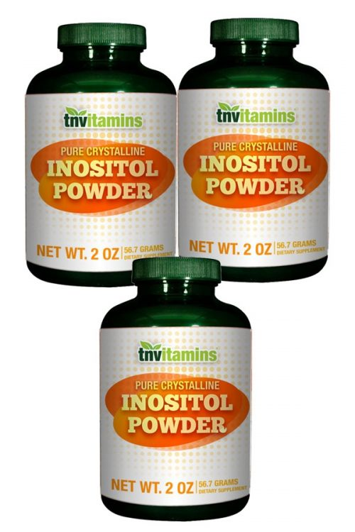 Inositol Pure Cystalline Powder