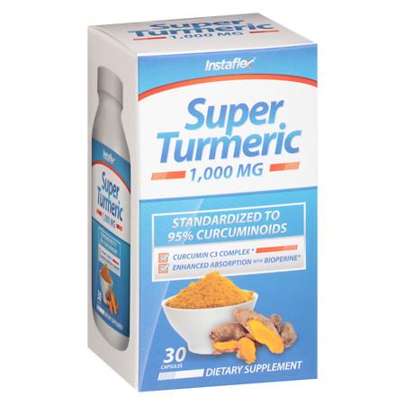 Instaflex Super Turmeric - 30 ea