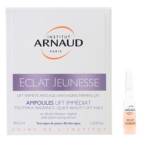 Institut Arnaud Paris Eclat Jeunesse - Youthful Radiance Quick Beauty Lift Vials - 0.15 oz.