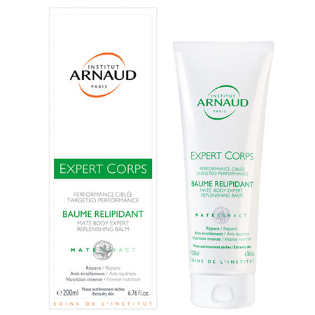 Institut Arnaud Paris Expert Corps - Mate Body Expert Replenishing Balm - 6.76 oz.