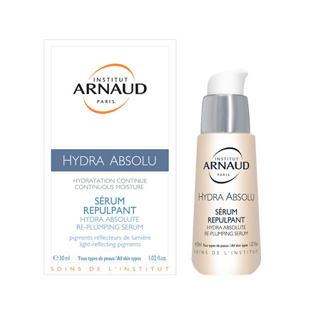 Institut Arnaud Paris Hydra Absolu - Hydra Absolute Re-Plumping Serum - 1.02 oz.