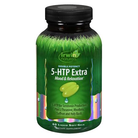 Irwin Naturals 5-HTP Extra - 10.4 oz.