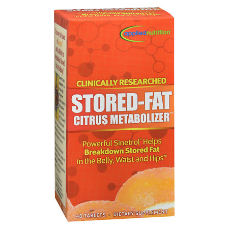 Irwin Naturals Applied Nutrition Stored Fat Citrus Metabolizer Caps - 48 ea