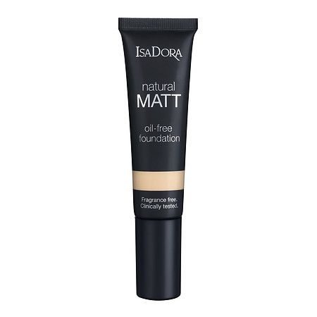 IsaDora Natural Matt Oil-free Foundation - 1.18 fl.oz