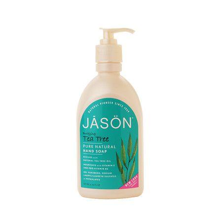 JASON Satin Soap Tea Tree - 16 fl oz