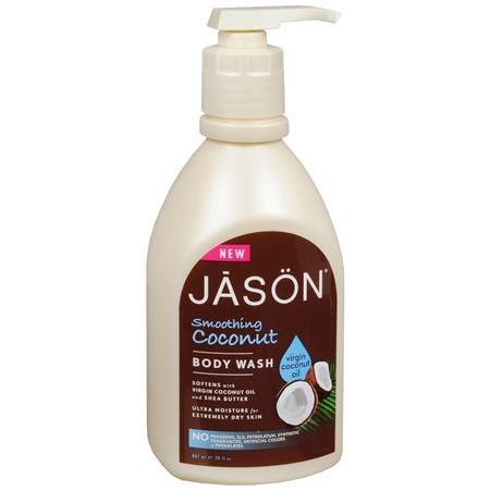 JASON Smoothing Coconut Body Wash - 30 oz.