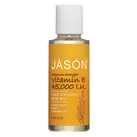 JASON Vitamin E 45,000 IU Pure Beauty Oil - 2 fl oz