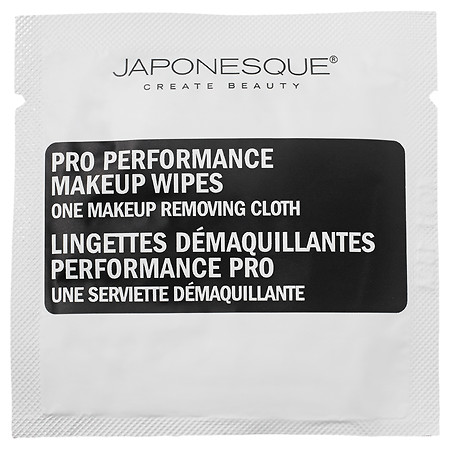 Japonesque Pro Makeup Artist Wipes - 1 ea