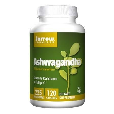 Jarrow Formulas Ashwagandha, Capsules - 120 ea