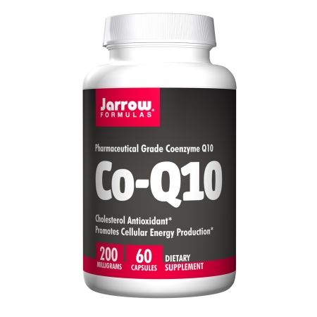 Jarrow Formulas Co-Q10 200mg, Capsules - 60 ea