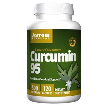 Jarrow Formulas Curcumin 95, 500mg, Capsules - 120 ea