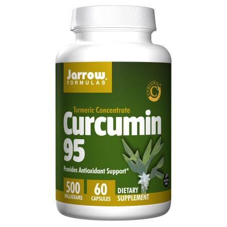 Jarrow Formulas Curcumin 95, 500mg, Capsules - 60 ea