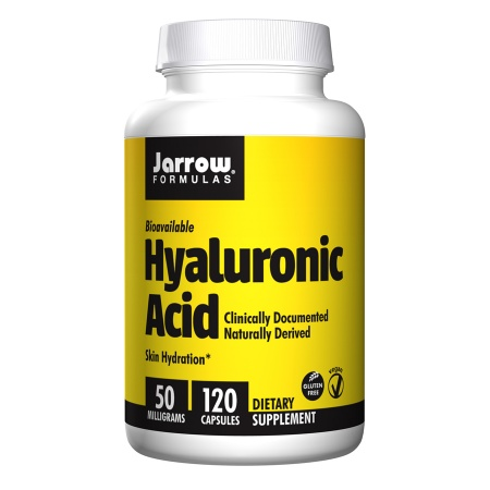 Jarrow Formulas Hyaluronic Acid, Capsules - 120 ea