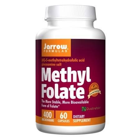 Jarrow Formulas Methyl Folate - 60 ea