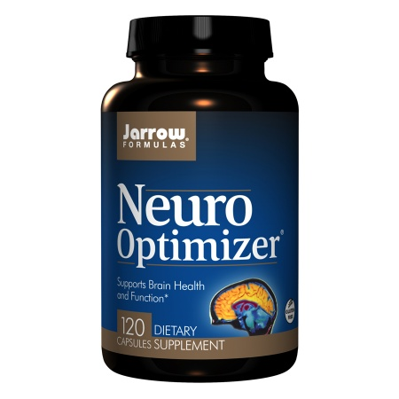 Jarrow Formulas Neuro Optimizer with Cognizin Citicoline, Capsules - 120 ea
