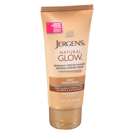 Jergens Natural Glow Daily Moisturizer Lotion - 2 oz.