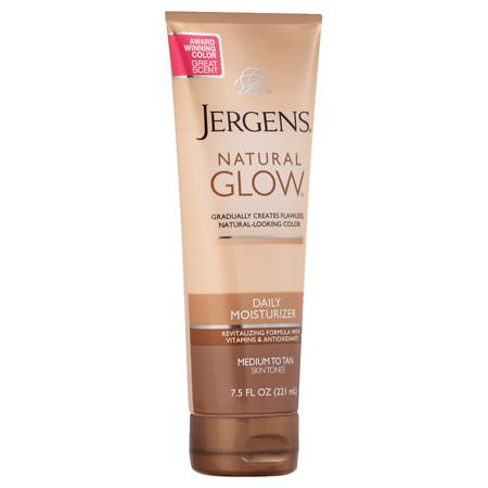 Jergens Natural Glow Revitalizing Daily Moisturizer - 7.5 fl oz
