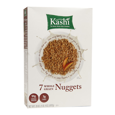Kashi 7 Whole Grain Cereal Nuggets - 20 oz.