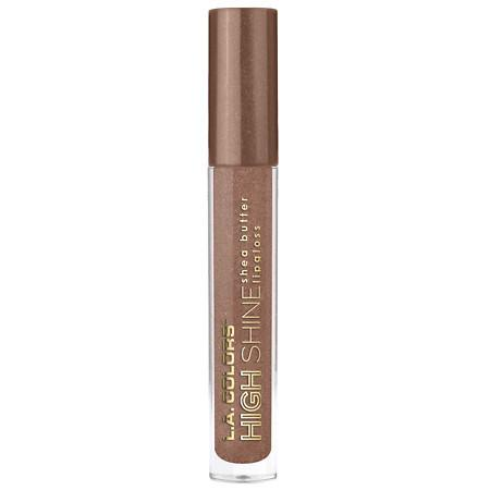 L.A. Colors High Shine Lipgloss - 0.62 oz.