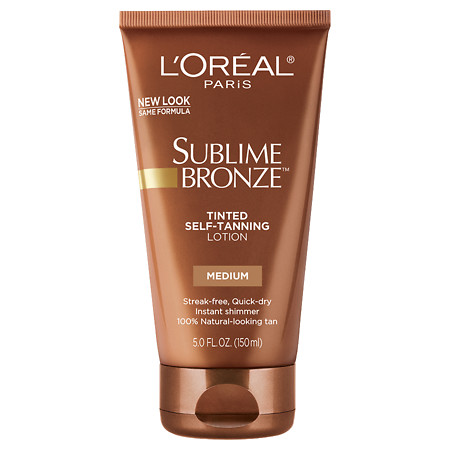 L'Oreal Paris Sublime Body Expertise Bronze Tinted Self-Tanning Lotion - 5 fl oz