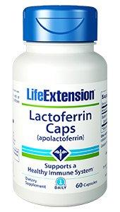 Lactoferrin (apolactoferrin) Caps, 60 capsules